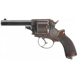 Rigby & Co. Dublin Marked Tranter Patent Double Action Revolver