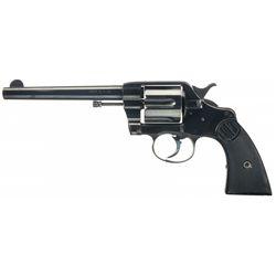 Excellent Colt Model 1889 Double Action Revolver