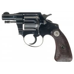 Colt Bankers Special Double Action Revolver in 22 LR