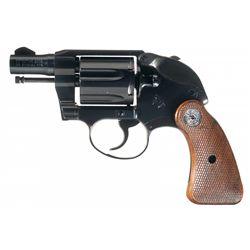 Colt Detective Special Double Action Revolver