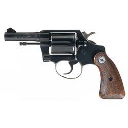 Rare 3 Inch Barrel Colt Detective Special Double Action Revolver