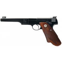 Pre-War Colt First Series Woodsman Match Target Semi-Automatic Pistol