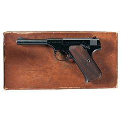 Excellent Colt Woodsman Sport Model Semi-Automatic Pistol