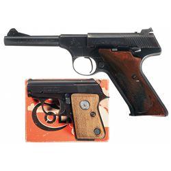 Two Colt Semi-Automatic Pistols