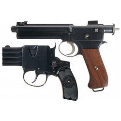 Two European Pistols