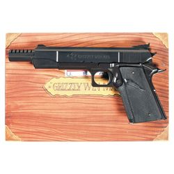 LAR Grizzly Win Mag Mark I Semi-Automatic Pistol with Box, Conversion Kit and Extra Magazines