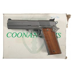 Coonan Arms Model A 357 Magnum Semi-Automatic Pistol with Box