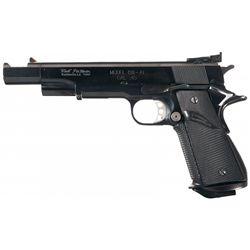 Springfield Armory Model 1911A1 Semi-Automatic Pistol with 'Clark' Pin Master Package