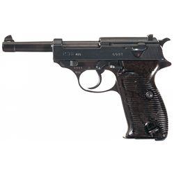 "Scarce Walther ""480"" Code P-38 Semi-Automatic Pistol"