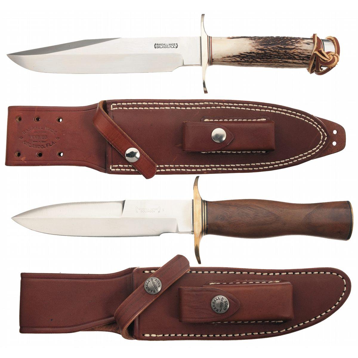 dating randall knive