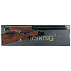 Browning Citori Light Sporting 802ES Over/Under Shotgun with Box