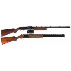 Two Browning Shotguns