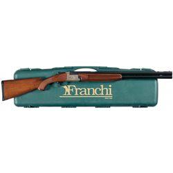 Franchi Alcione Field Model Over/Under Shotgun with Hard Case