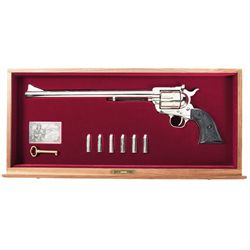 Cased Colt Ned Buntline Commemorative New Frontier Single Action Army Revolver