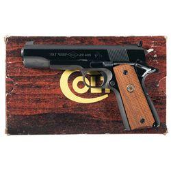 Colt Service Model Ace Semi-Automatic Pistol with Box