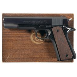 """Excellent Scarce Colt 1911A1 """"BB"""" Marked Government Model Semi-Automatic Pistol with Box"""