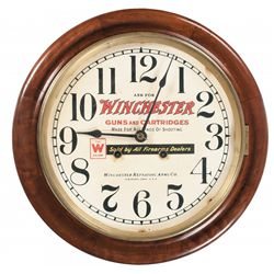Highly Collectable Winchester Wall Clock
