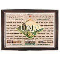 Beautiful Reproduction UMC Cartridge Board by Artist Robert Auth