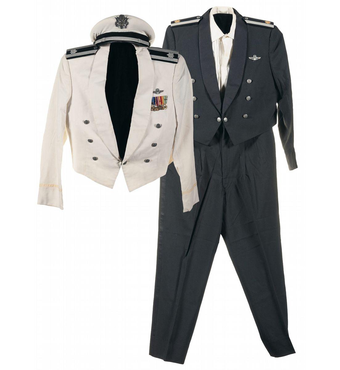 U S  Air Force Mess Dress Uniforms