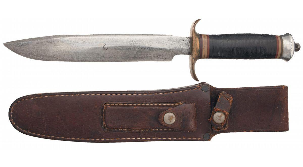 Randall kniv dating dating kompatibilitet Stjernetegn