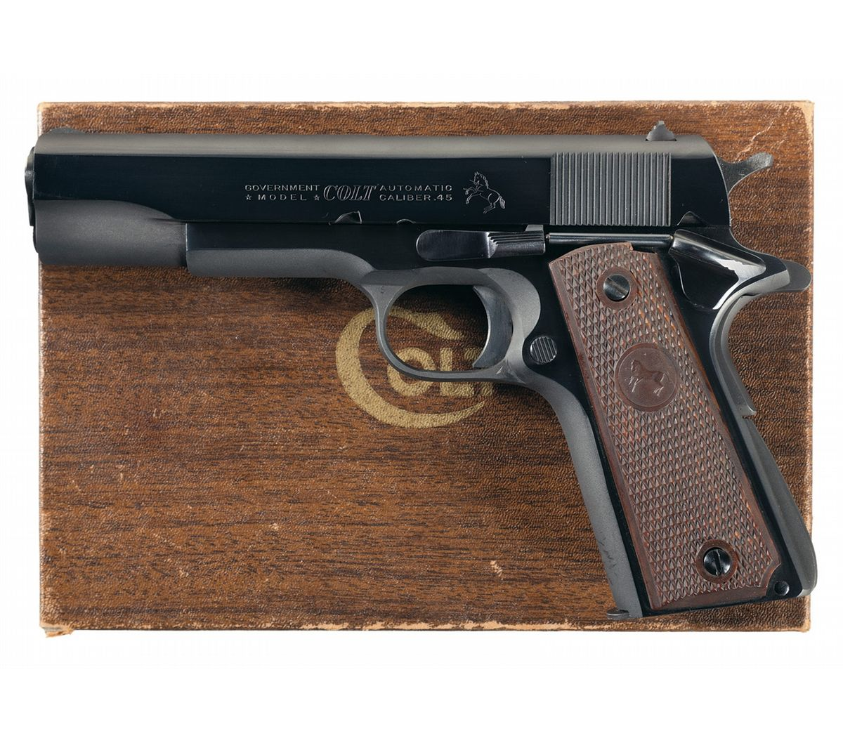 colt 1911 government model series 70 serial numbers