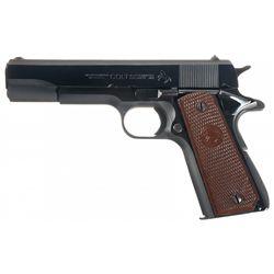 Colt Government Model 1911A1 Semi-Automatic Pistol
