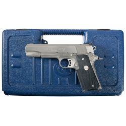 Colt Gold Cup Trophy Model 1911 Semi-Automatic Pistol with Case