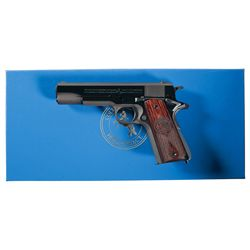 Colt Model 1911A1 Limited Semi-Automatic Pistol with Box