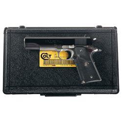 Colt Combat Elite Custom Edition Semi-Automatic Pistol with Case