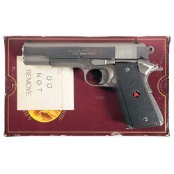 Colt Delta Elite Custom Edition Semi-Automatic Pistol