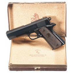 Colt Commander Semi-Automatic Pistol with Box