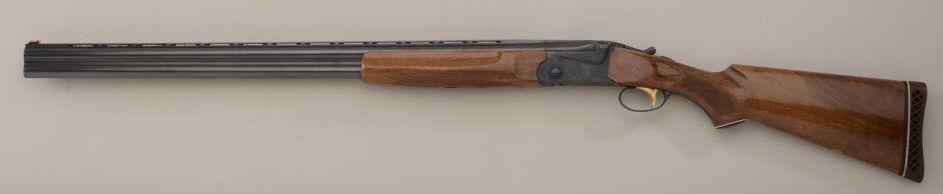 "Ithaca SKB Model 600 O/U shotgun, 12 gauge, 30"" ventilated"