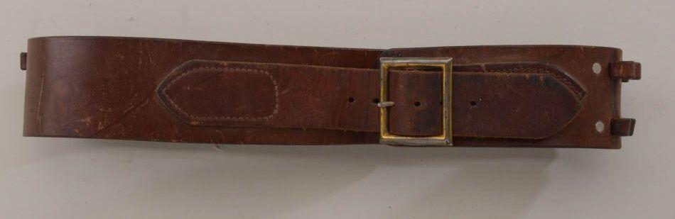 52d283128147 Image 1   Cartridge belt circa 1900-1940