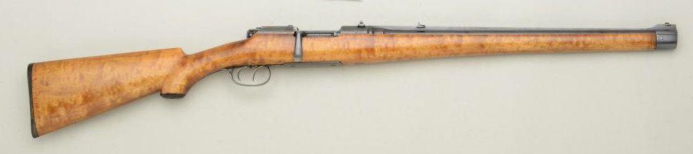 Mannlicher-Schoenauer Model 1908 bolt-action rifle, 7mm cal