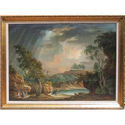 Adolf Friedrich Harper, Oil Painting