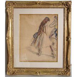 Pablo Picasso, Pigeons, Lithograph