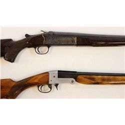 """Collection of 2 Shotguns includes 1) Eastern Arms Co. Model 101 12 ga. NVSN with 30"""" barrel includin"""