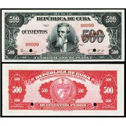 Republica De Cuba, Certificado De Plata.