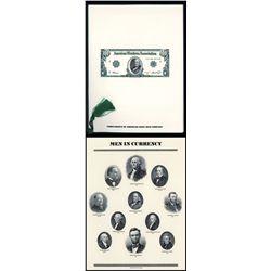 American Bankers Association Presentation Folder