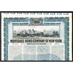 Mortgage-Bond Company of New York Specimen Bond.