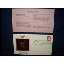 1990 gold stamp