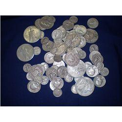 1 lb silver coins