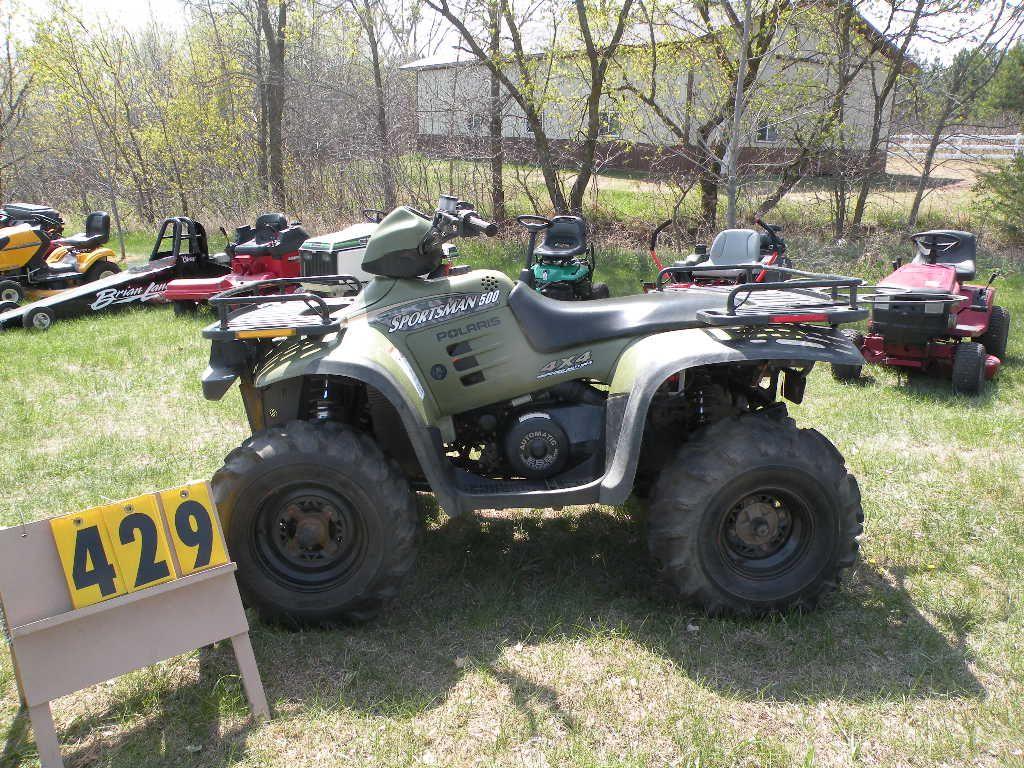 2000 Polaris Sportsman 500 SN- 4XACH50A04A162338