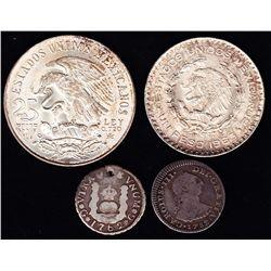 Mexico, Spanish America, Guatemala