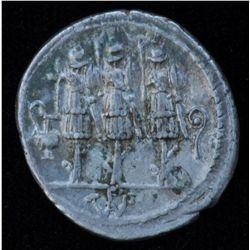 Faustus Cornelius Sulla (56 BC) - AR-Denarius, same as above lot, Ex:CNG sale 63 lot 1177. Craw 426-