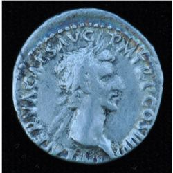Nerva (96-98 AD) - AR-Denarius  Rome Obv Laur. hd. r. IMP NERVA CAES AVG PM TR P COS III P P  Rev: C