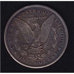 1878cc United States Silver Dollar - Carson City Mint. EF.