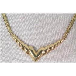 14 Kt Gold Necklace