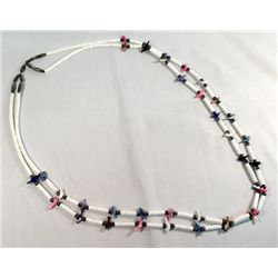 Two Strand Fetish Necklace