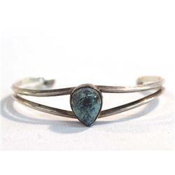 Navajo Vintage Turquoise Bracelet